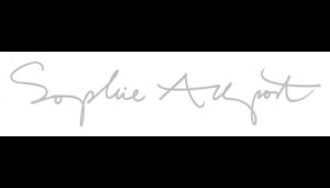 Logo sophie allport