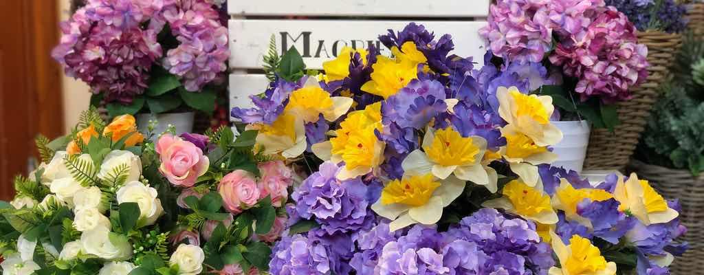 silk flowers 1